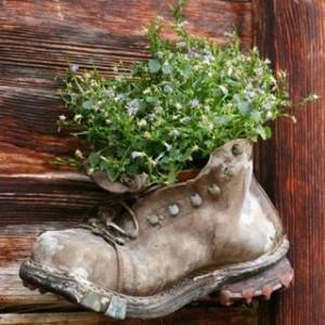 flower-boot